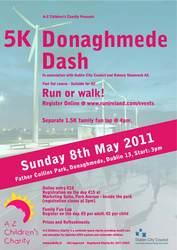 5K Donagmede Dash by AZ Children's Charity