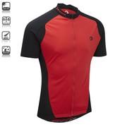 Buy Designer Tenn Blend Jersey with Red & black color