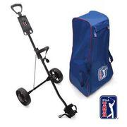 PGA Tour Golf Trolley Bag With PGA Tour Trolley Bag
